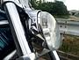 V-ROD 純正ヘッドライト(日本仕様)用アルミボディ